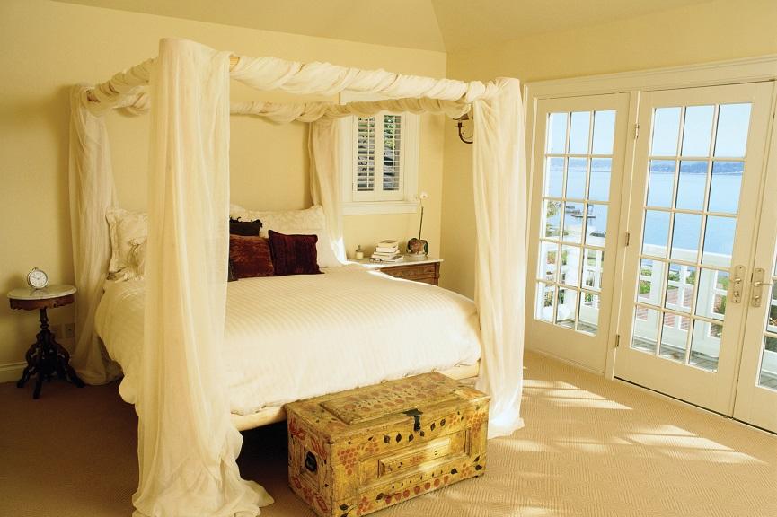 Bedroom window film